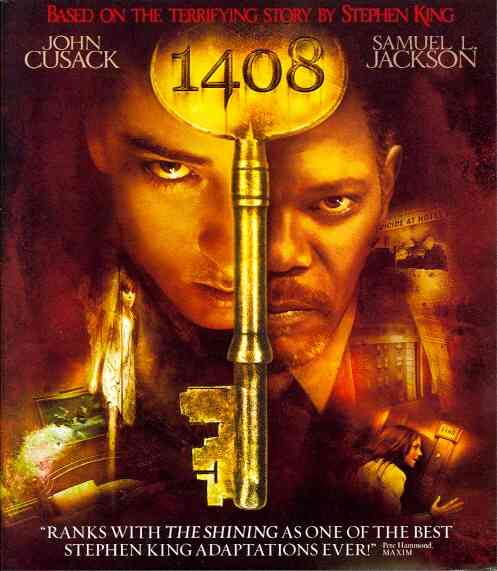 1408 BY CUSACK,JOHN (Blu-Ray)